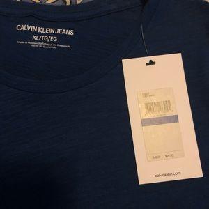 Calvin Klein Shirts - Men's Calvin Klein Tee XL